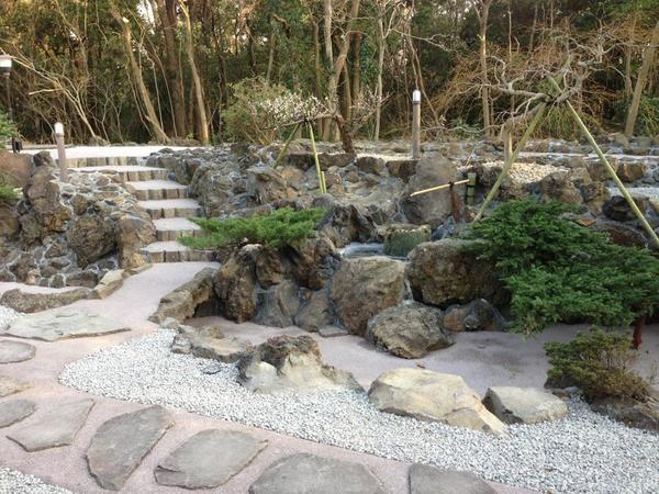 日本庭園のサムネイル